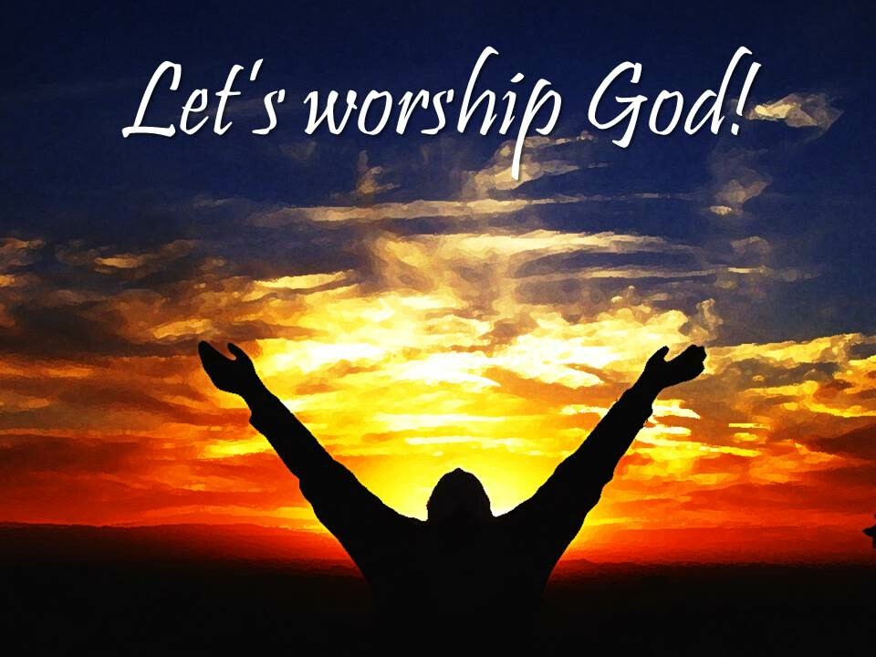 Worship and Sunday School