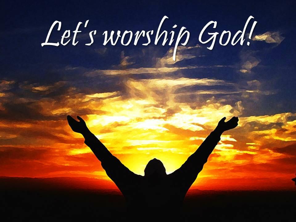 Worship and Sunday School